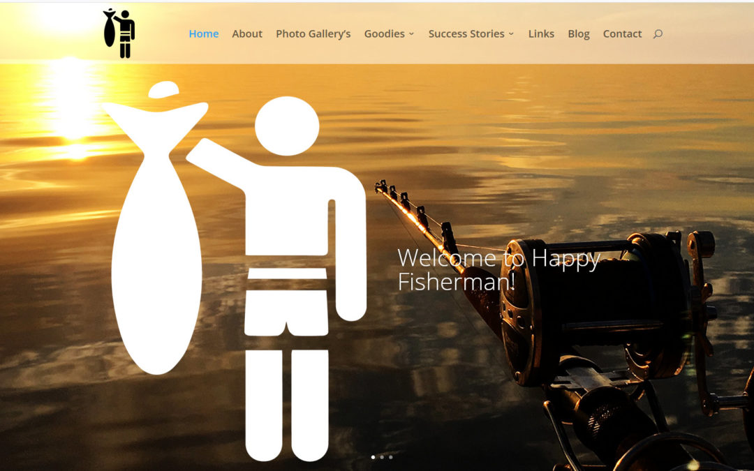 2018 May – Happy Fisherman